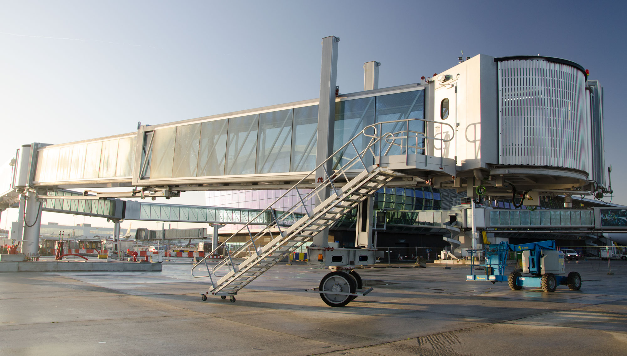 Brussels Airport Adelte