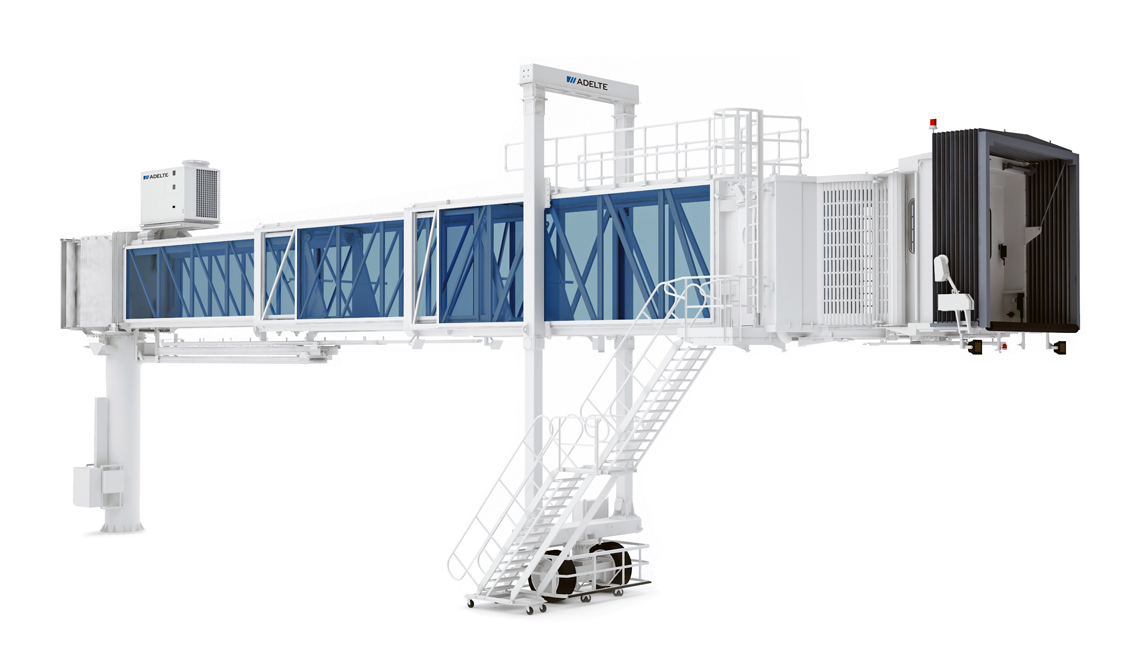Passenger Boarding Bridges For Airports