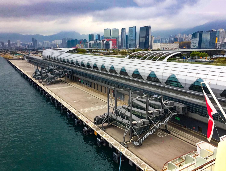 Hong Kong Kai Tak International Cruise Terminal Adelte